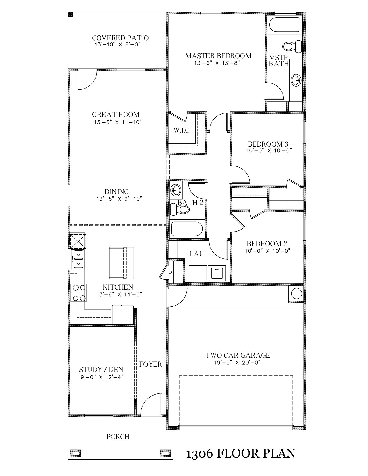 Freeport Plan At Peyton Estates In El Paso Tx By View Homes El Paso
