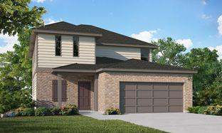Redbud - Preston Estates: New Braunfels, Texas - View Homes San Antonio