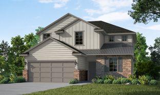 Cypress - Cloud Country: New Braunfels, Texas - View Homes San Antonio
