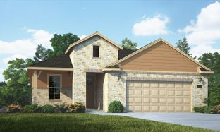 Autry - Waterford Park: San Antonio, Texas - View Homes San Antonio
