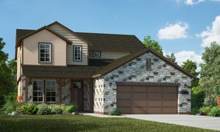 Stratton - Waterford Park: San Antonio, Texas - View Homes San Antonio