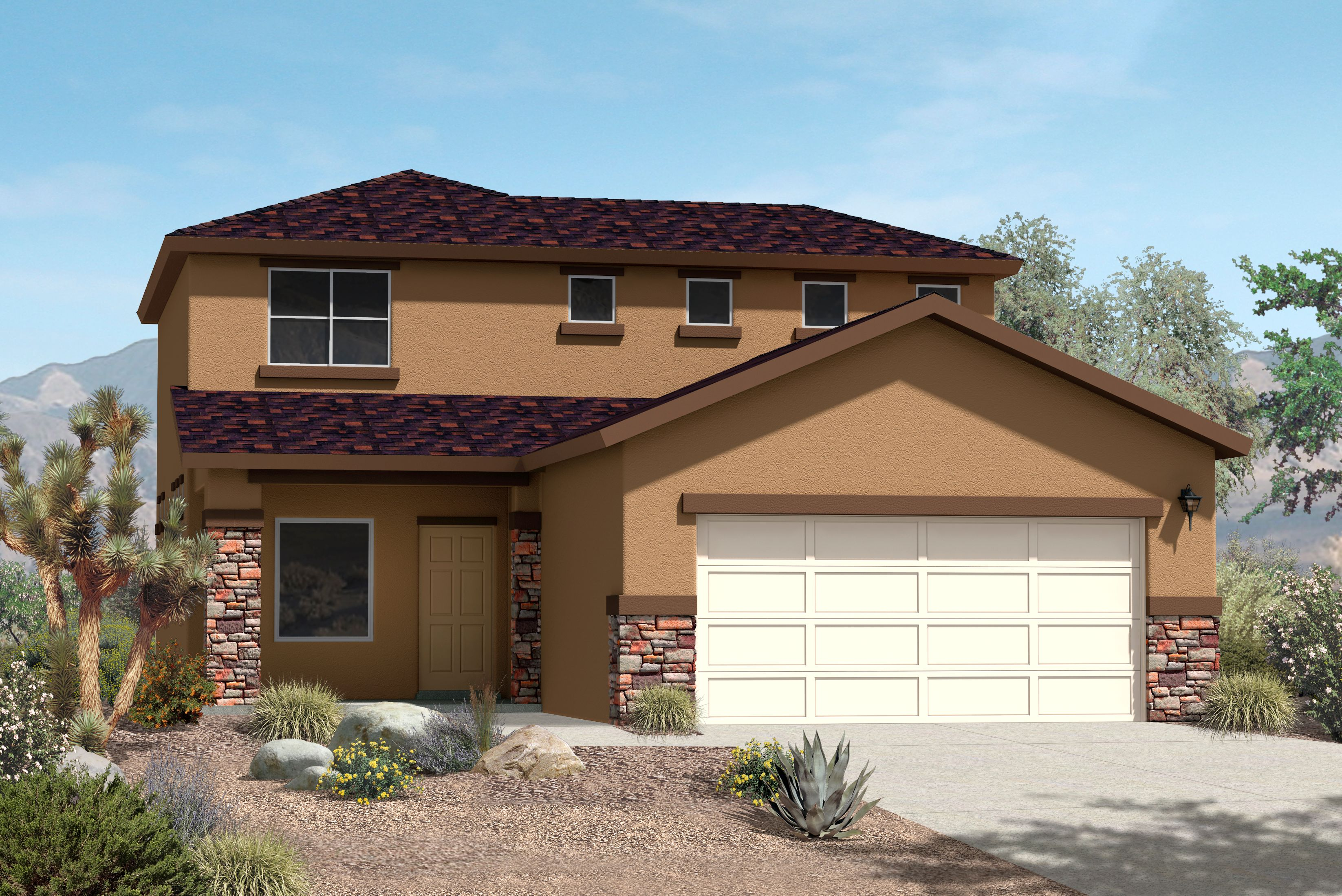 Exterior featured in the Mallory By Las Cruces in Las Cruces, NM