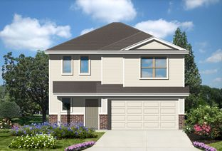 Jackson - Preston Estates: New Braunfels, Texas - View Homes San Antonio