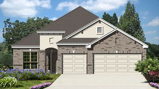 Meridian - August Fields - 55': New Braunfels, Texas - View Homes San Antonio