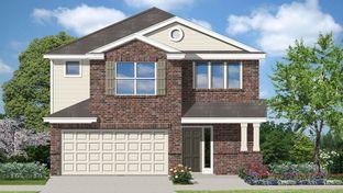 Adams II - Preston Estates: New Braunfels, Texas - View Homes San Antonio
