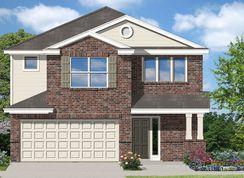 Adams II - Preston Estates: New Braunfels, Texas - San Antonio - Armadillo Homes