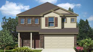 Monroe - Preston Estates: New Braunfels, Texas - View Homes San Antonio
