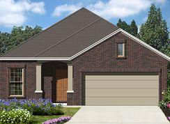 Bowie - Preston Estates: New Braunfels, Texas - San Antonio - Armadillo Homes