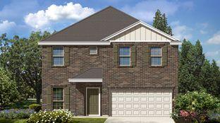 Parmer - Preston Estates: New Braunfels, Texas - View Homes San Antonio