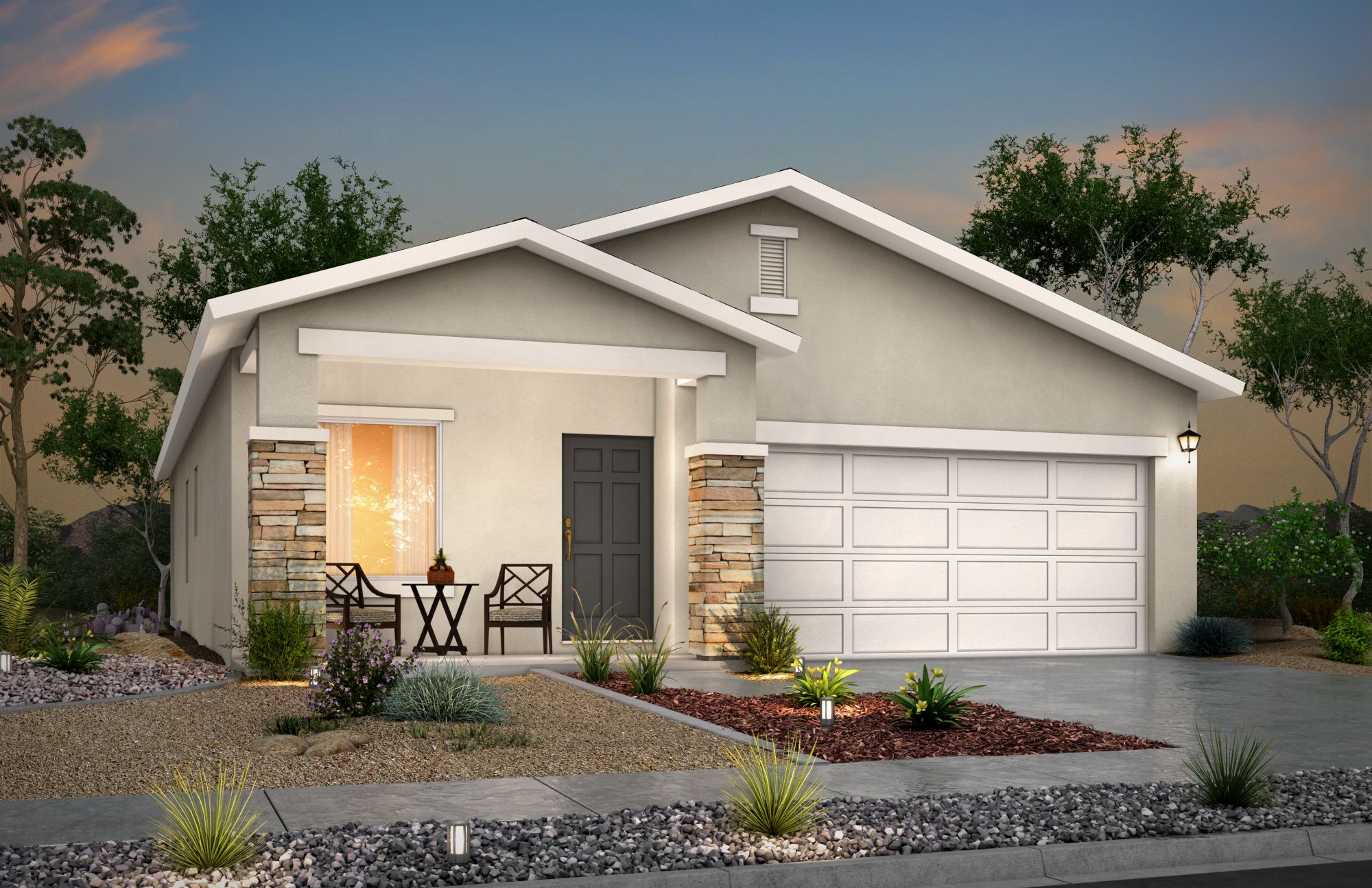 Exterior featured in the Freeport By View Homes El Paso in El Paso, TX