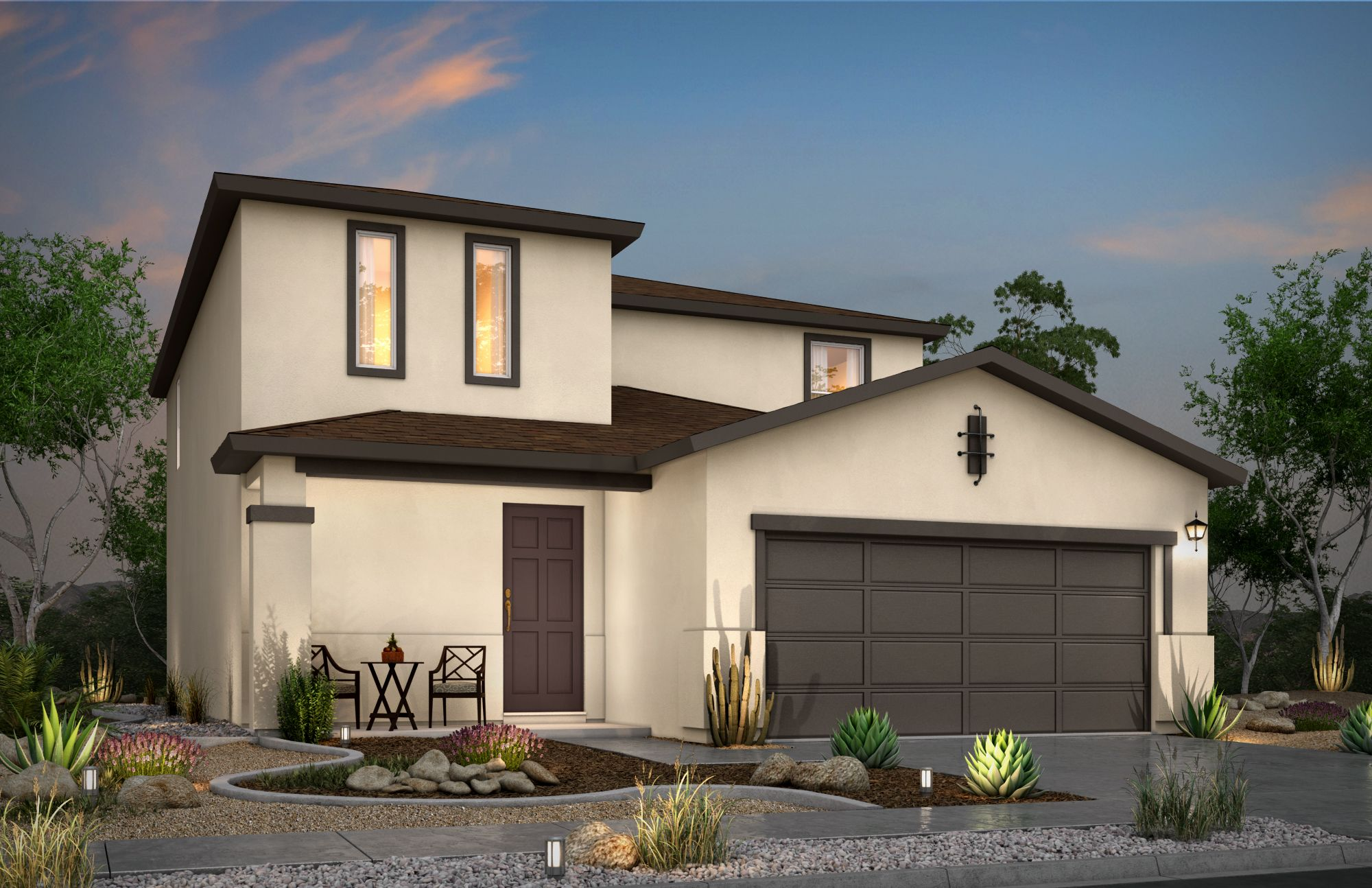 Exterior featured in the Somerset By View Homes El Paso in El Paso, TX
