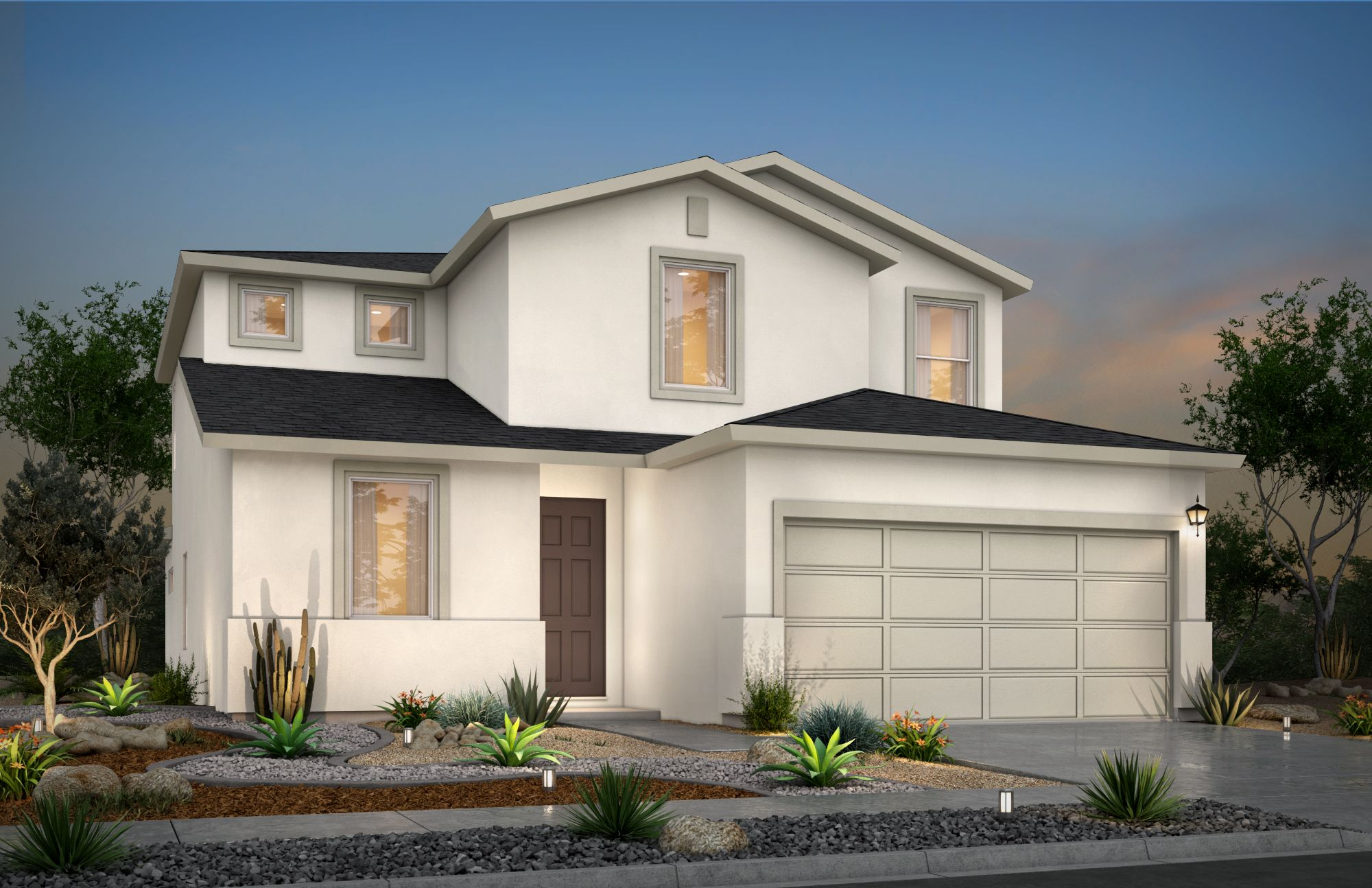 Exterior featured in the Azure By View Homes El Paso in El Paso, TX