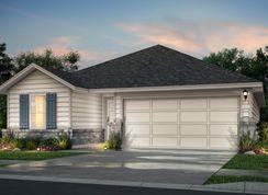 Spruce - Copper Run: New Braunfels, Texas - San Antonio - Armadillo Homes