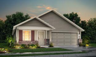 Elm - Copper Run: New Braunfels, Texas - View Homes San Antonio