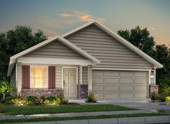 Elm - Copper Run: New Braunfels, Texas - San Antonio - Armadillo Homes