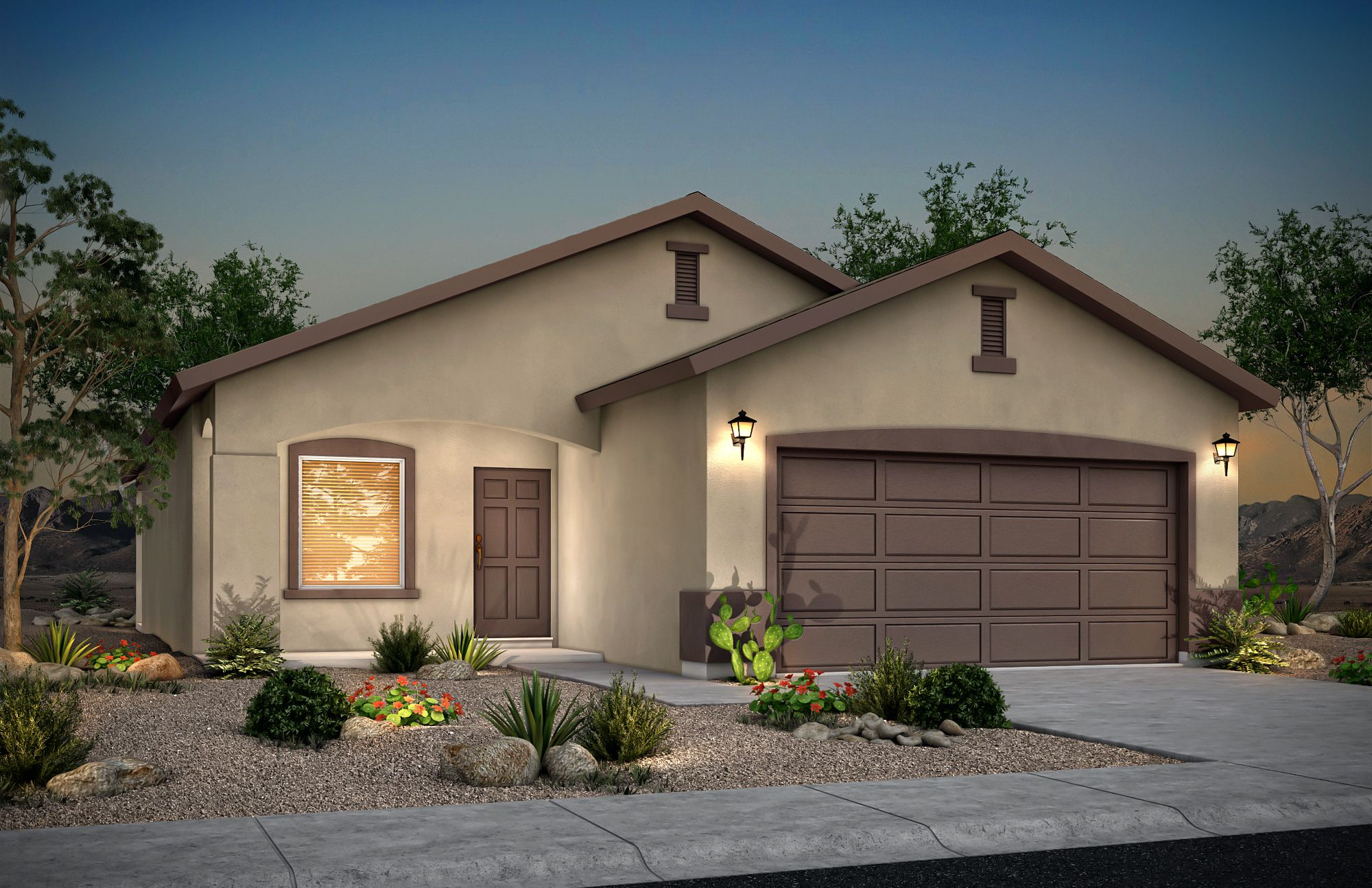 Exterior featured in the Bailey By Las Cruces in Las Cruces, NM