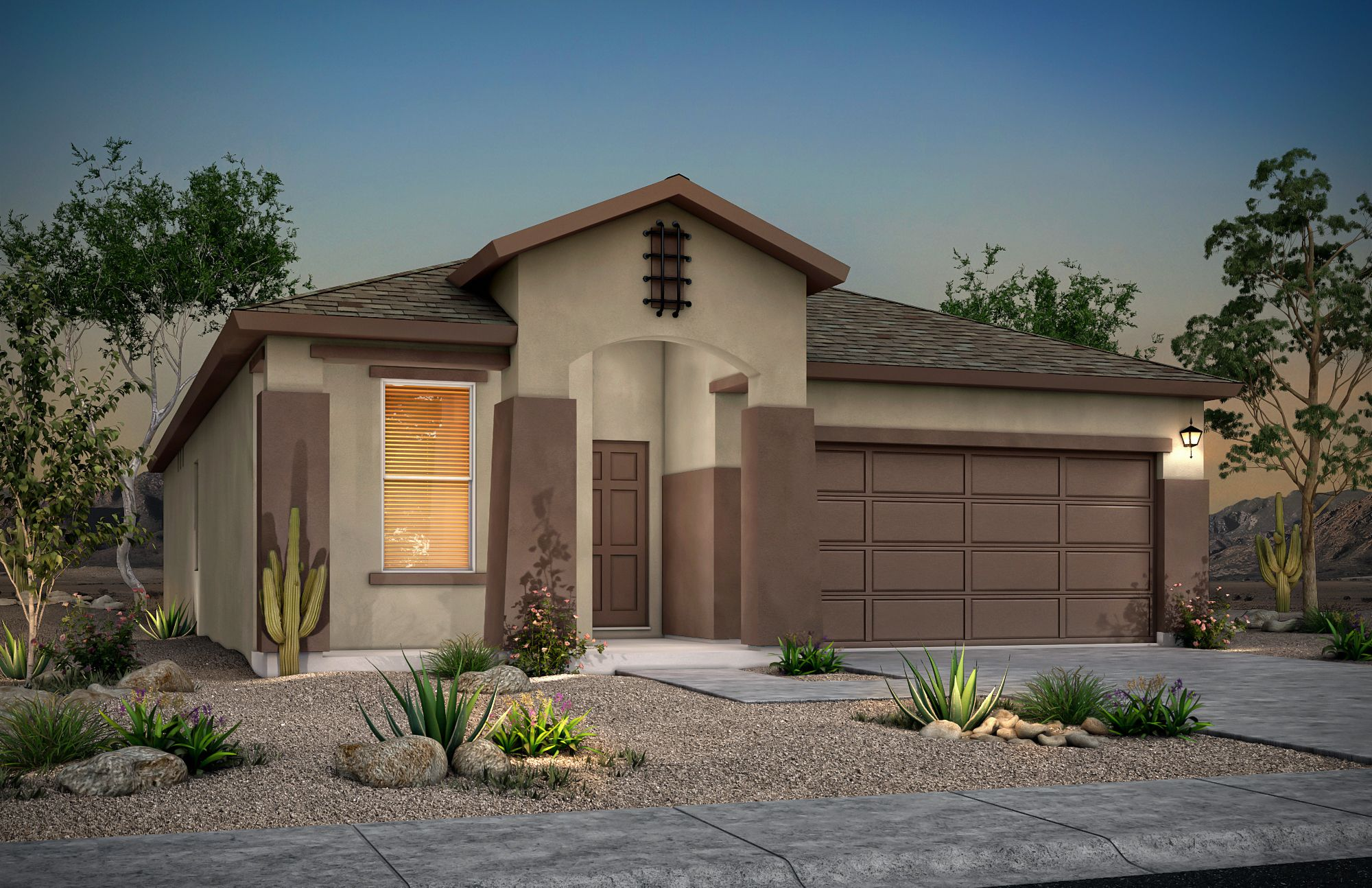 Exterior featured in the Glendale By Las Cruces in Las Cruces, NM