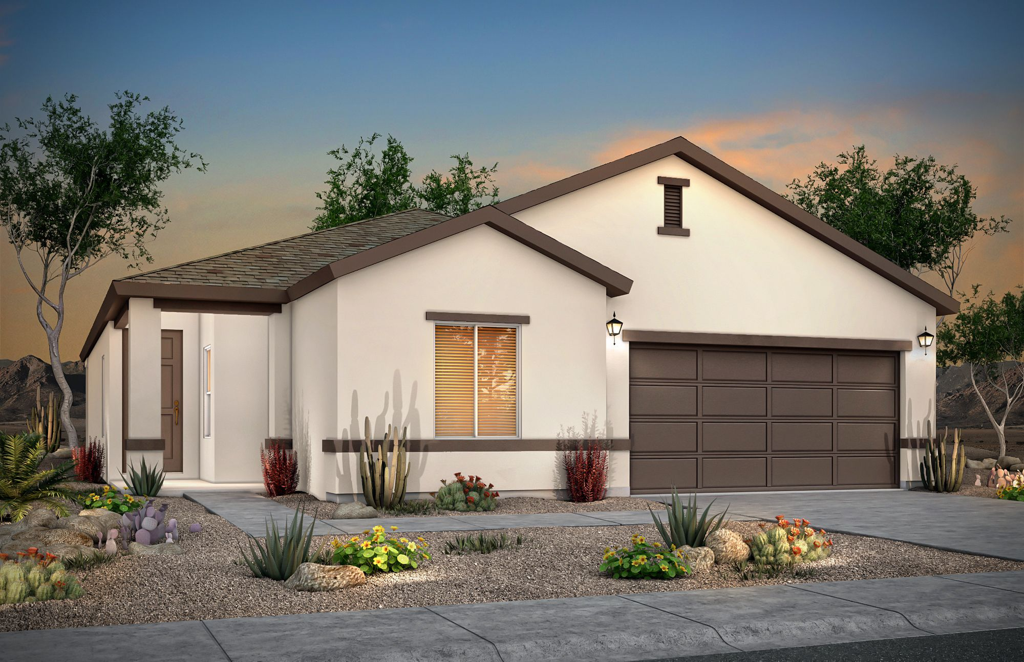 Exterior featured in the Prescott II By Las Cruces in Las Cruces, NM