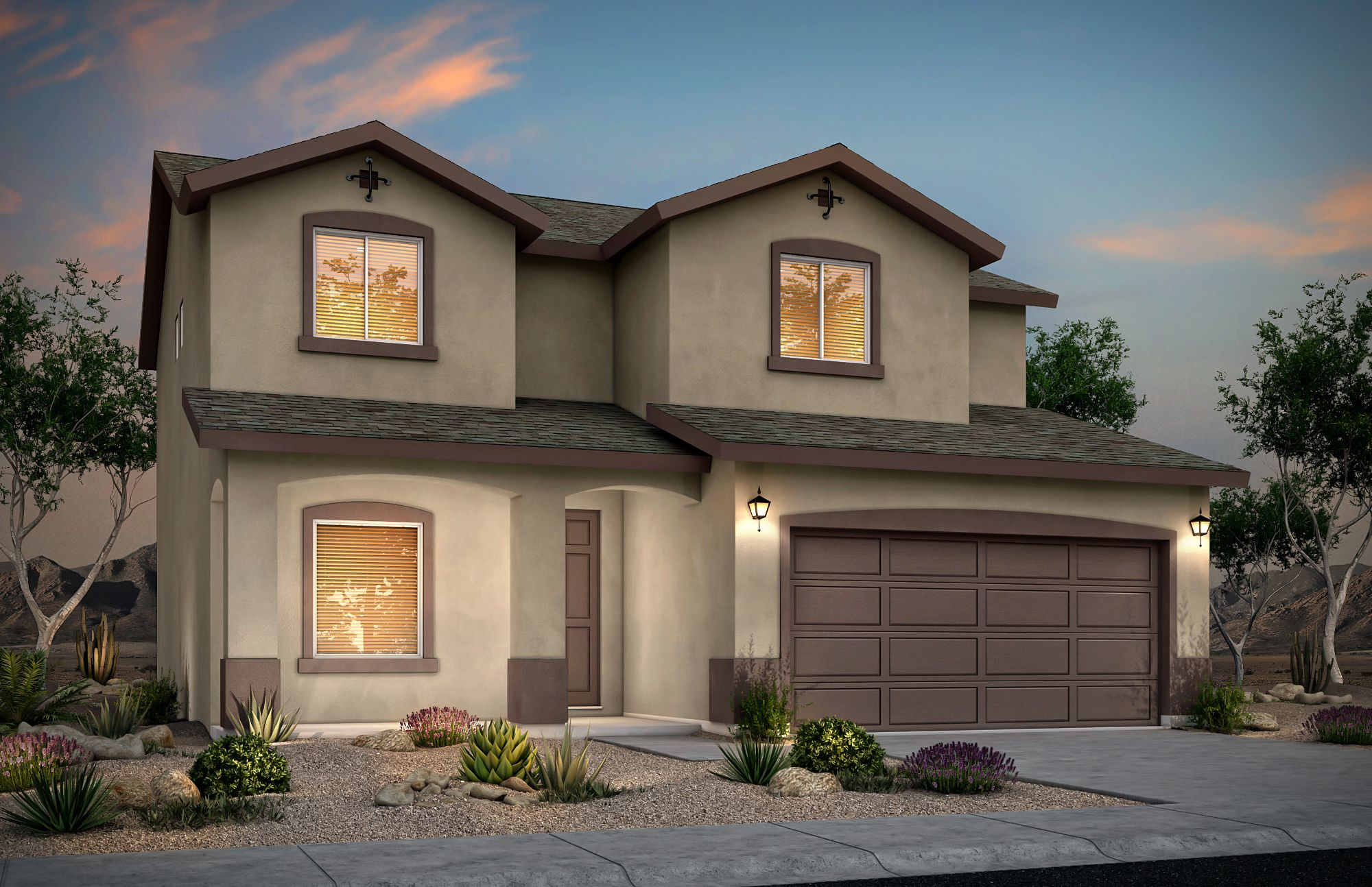 Exterior featured in the Cambridge By Las Cruces in Las Cruces, NM