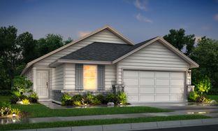 Pecan - Copper Run: New Braunfels, Texas - View Homes San Antonio