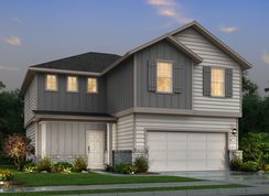 Laurel - Preston Estates: New Braunfels, Texas - San Antonio - Armadillo Homes