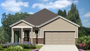 Childress - Preston Estates: New Braunfels, Texas - View Homes San Antonio