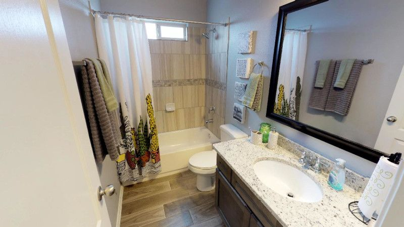 Bathroom featured in the Scottsdale By View Homes El Paso in El Paso, TX
