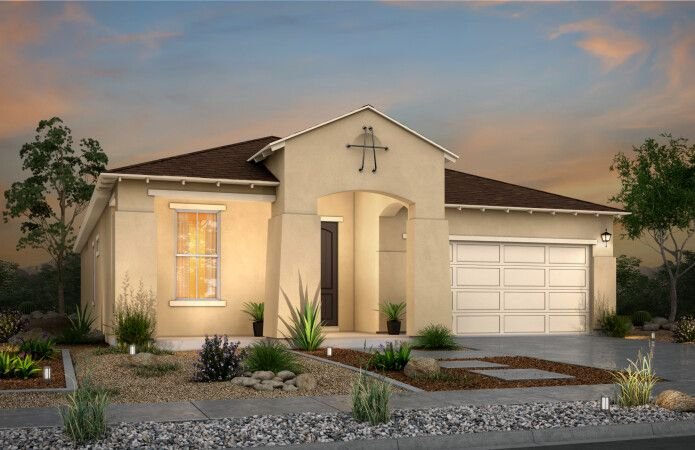 Exterior featured in the Scottsdale By View Homes El Paso in El Paso, TX
