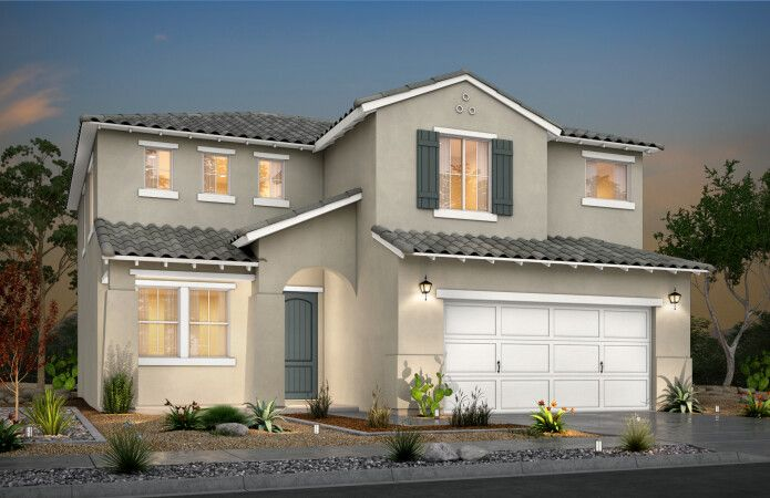 Exterior featured in the Sterling By View Homes El Paso in El Paso, TX