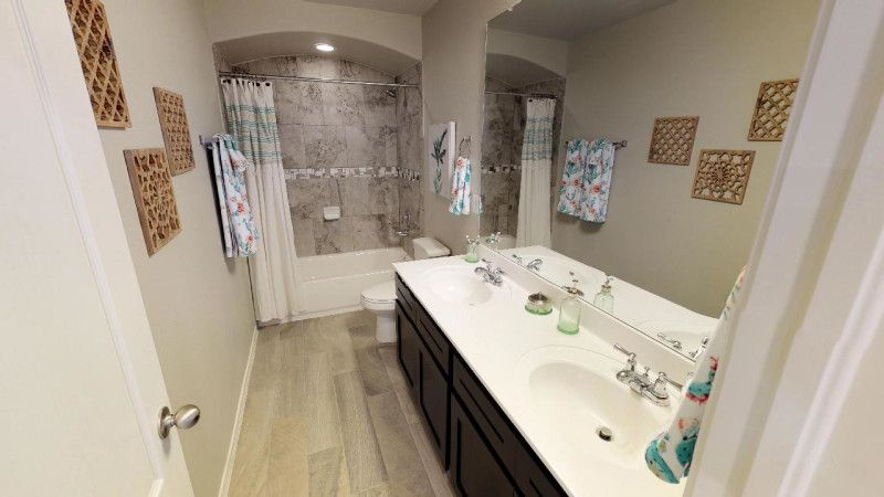 Bathroom featured in the Larue By View Homes El Paso in El Paso, TX