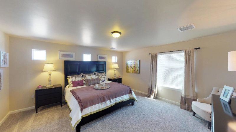 Bedroom featured in the Parker II By View Homes El Paso in El Paso, TX