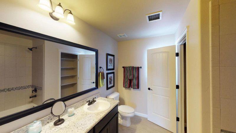 Bathroom featured in the Parker II By View Homes El Paso in El Paso, TX