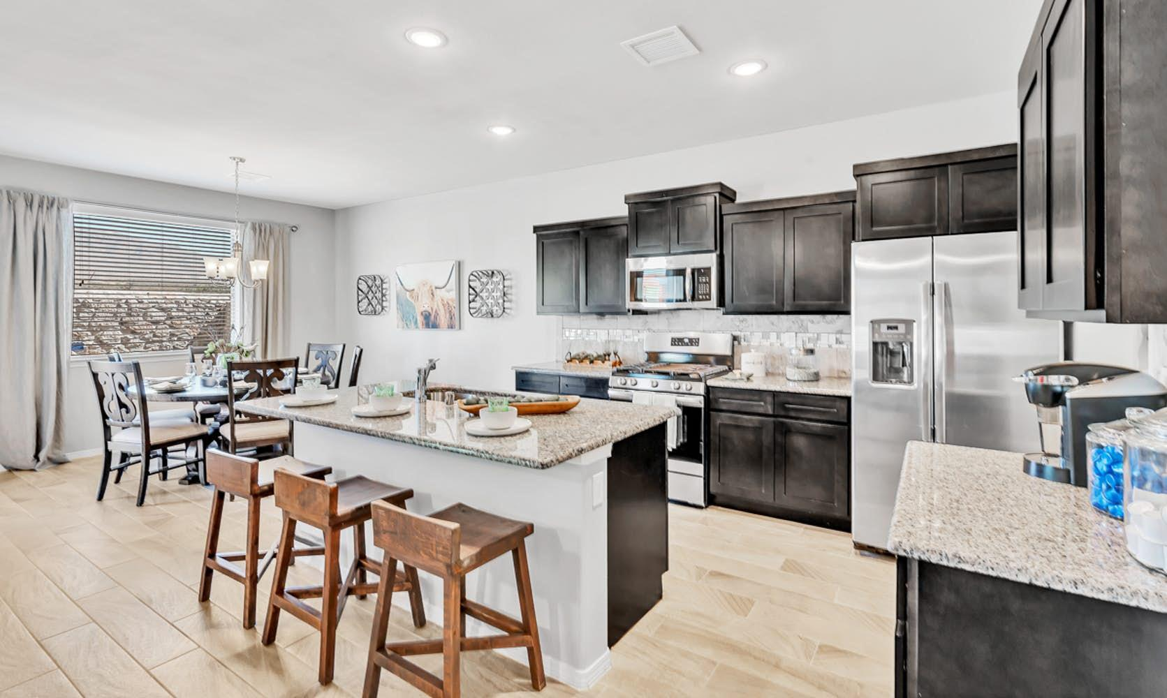 Kitchen featured in the Larue By Las Cruces in Las Cruces, NM
