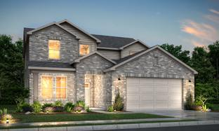 Serenity - Skybrooke: San Antonio, Texas - View Homes San Antonio