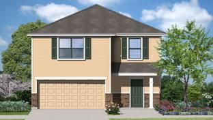 Roosevelt II - Preston Estates: New Braunfels, Texas - View Homes - San Antonio