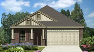 Robertson - Preston Estates: New Braunfels, Texas - View Homes - San Antonio