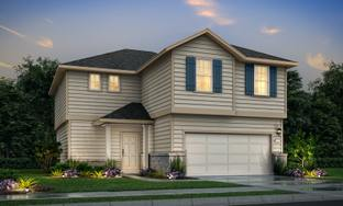 Laurel - Preston Estates: New Braunfels, Texas - View Homes - San Antonio