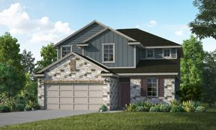 Cypress - August Fields - 45': New Braunfels, Texas - View Homes - San Antonio