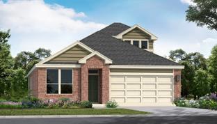 La Salle II - August Fields - 55': New Braunfels, Texas - View Homes - San Antonio