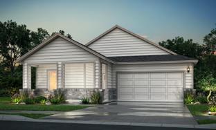 Magnolia - Copper Run: New Braunfels, Texas - View Homes - San Antonio