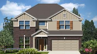 Kingsland III - Parklands: Schertz, Texas - View Homes - San Antonio