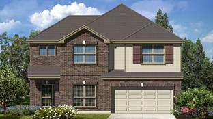 Sisterdale - Parklands: Schertz, Texas - View Homes - San Antonio