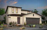 The Paseos at Mission Ridge by Desert View Homes in El Paso Texas