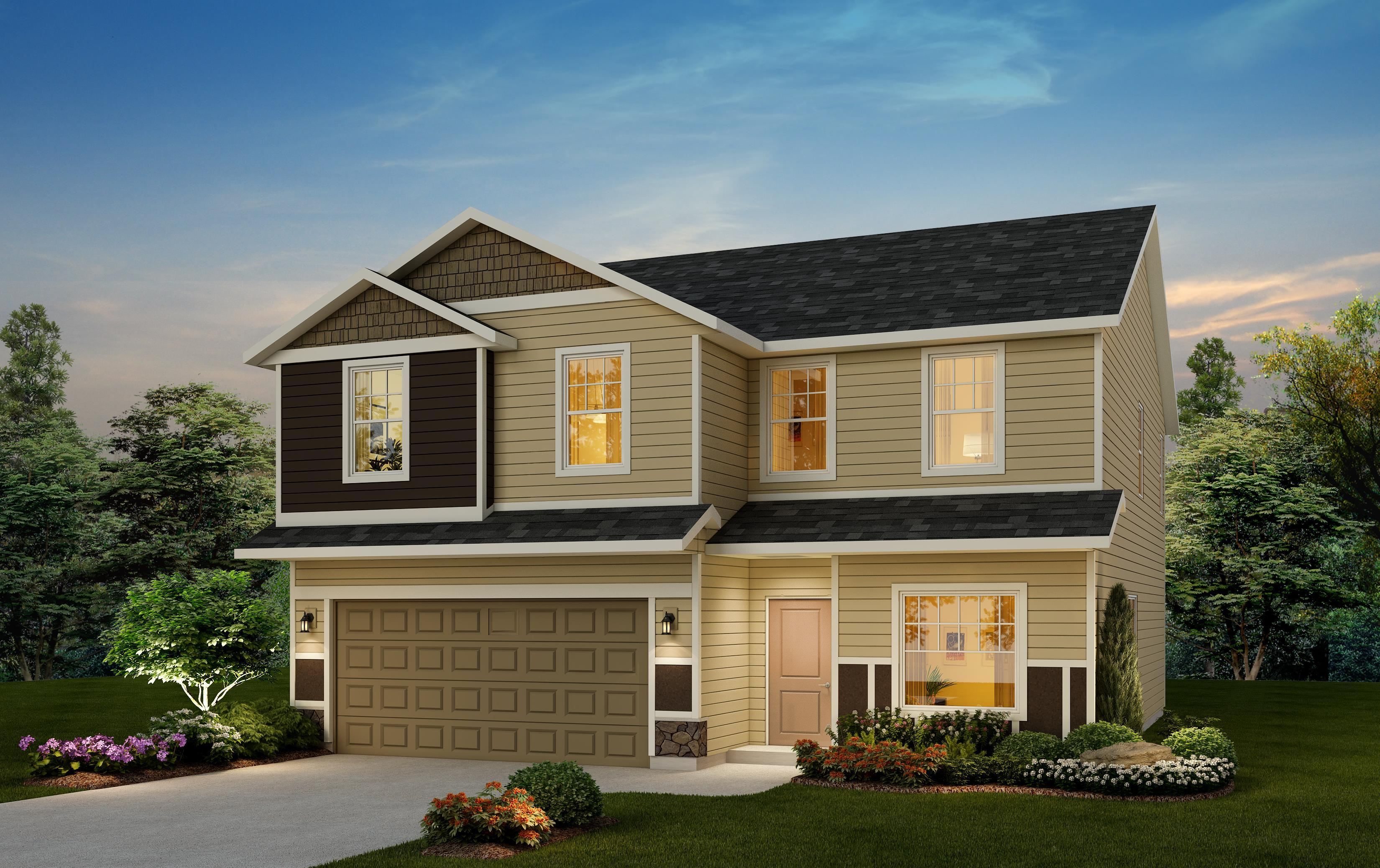 New Construction Homes Plans In Spokane Wa 287 Newhomesource