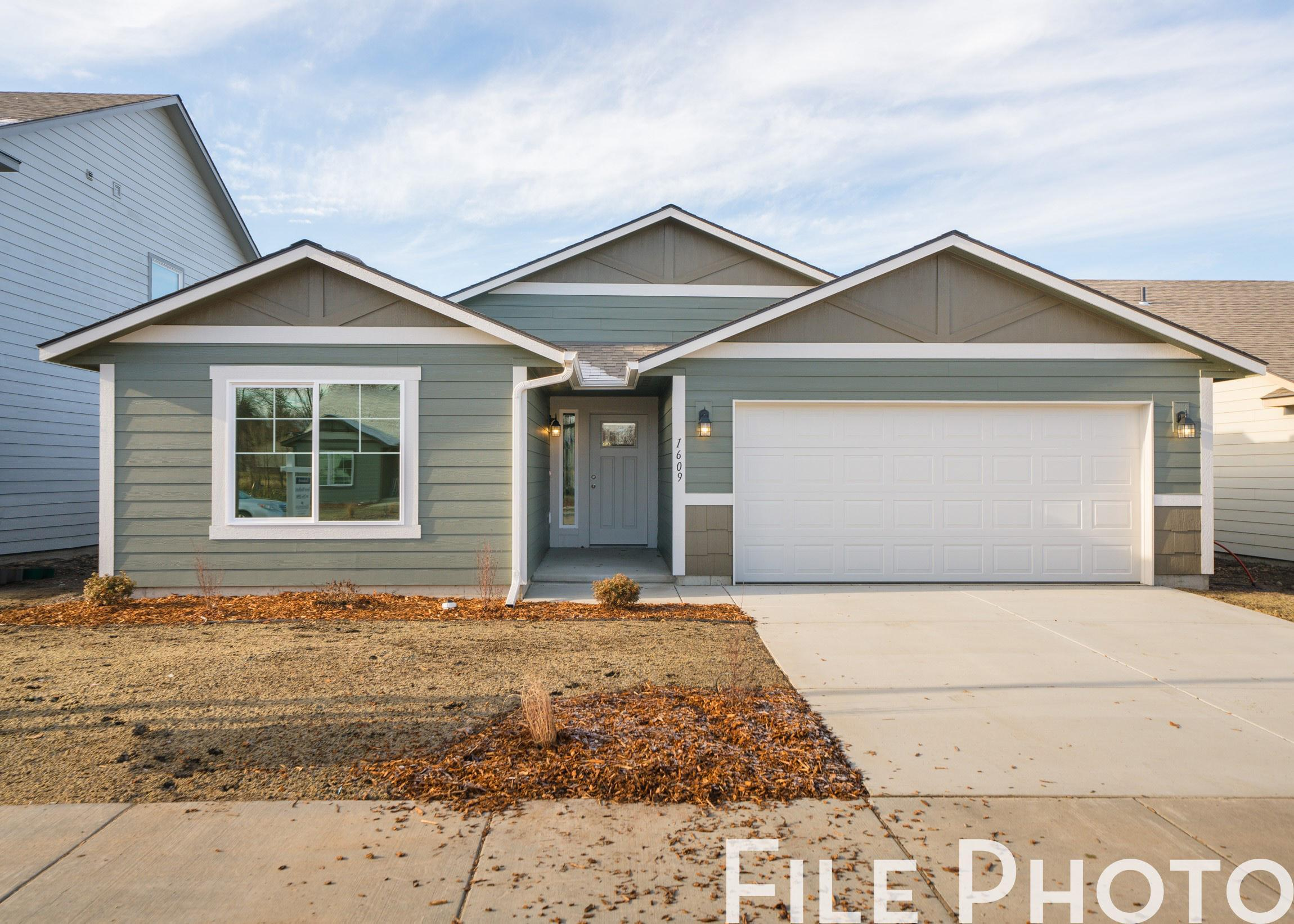 Exterior featured in The Carolina By RYN Built Homes in Spokane-Couer d Alene, WA