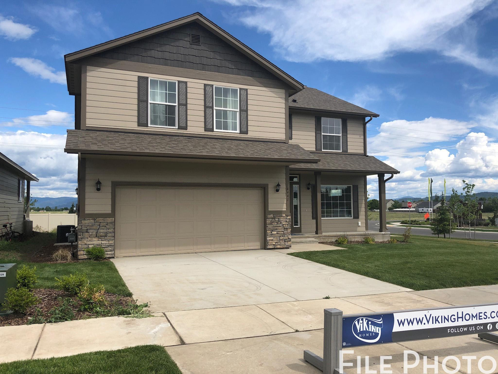 Exterior featured in The Empress By RYN Built Homes in Spokane-Couer d Alene, WA