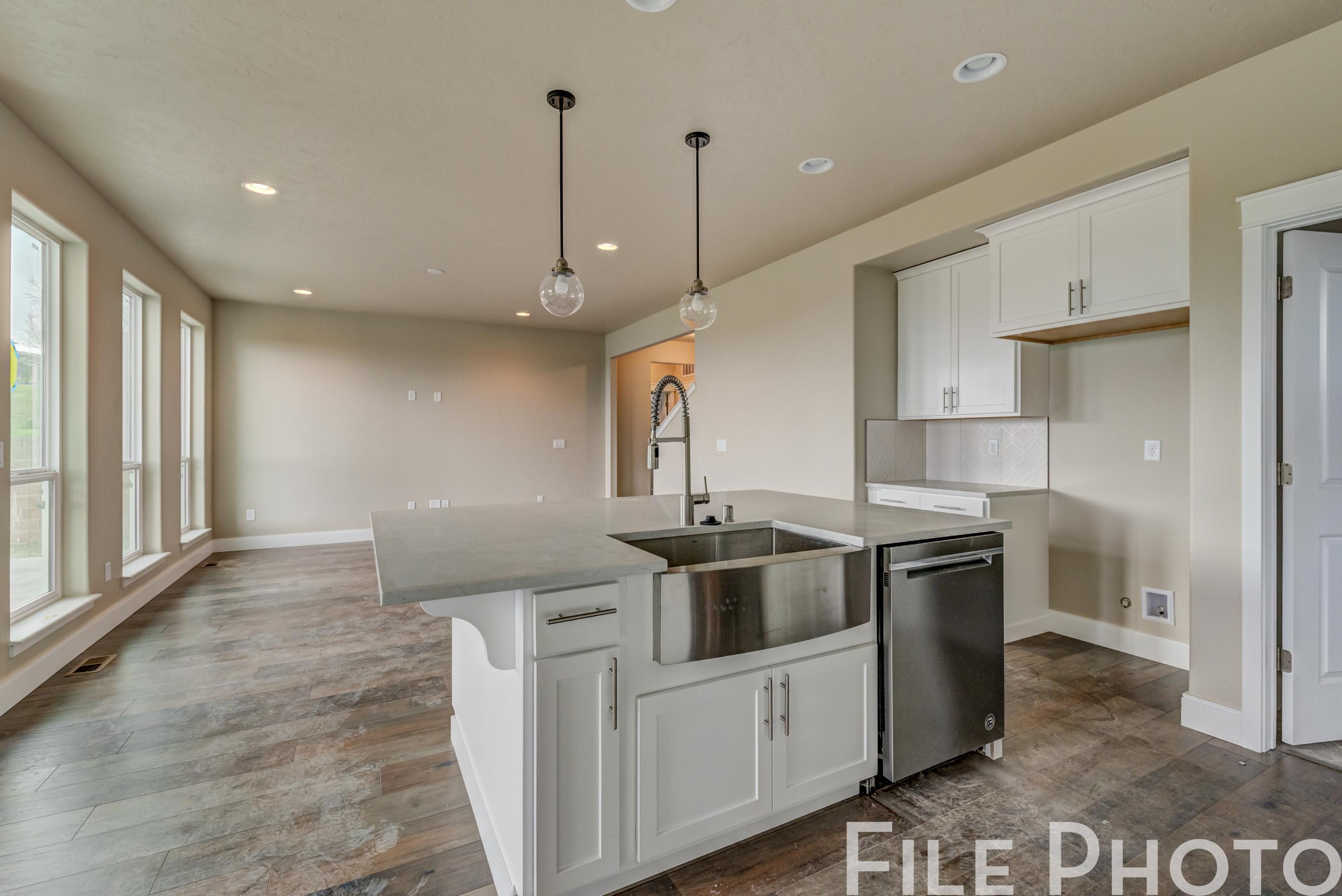 Kitchen featured in The Olympia By RYN Built Homes in Spokane-Couer d Alene, WA