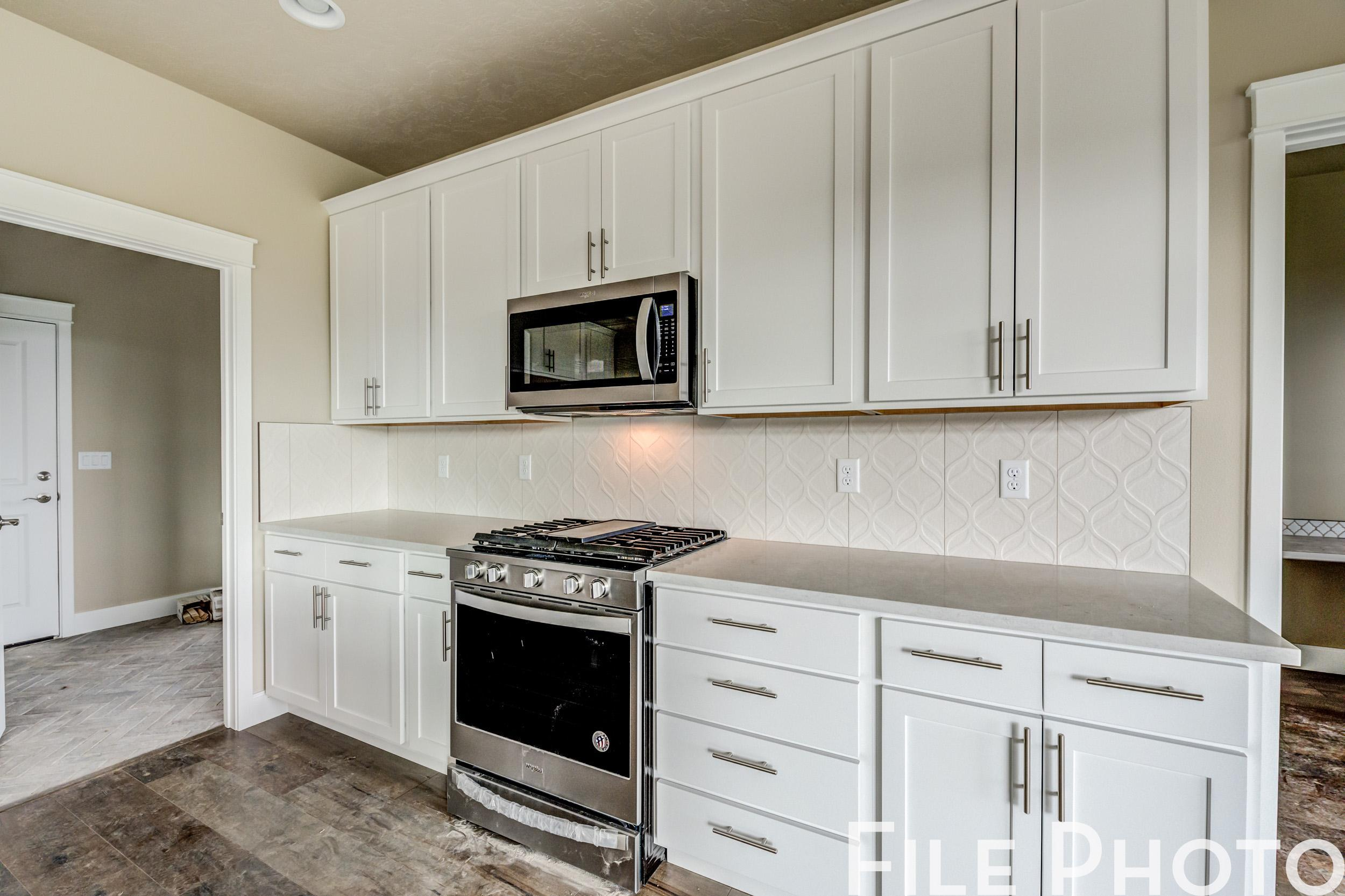 Kitchen featured in The Olympia By Viking Homes in Spokane-Couer d Alene, ID