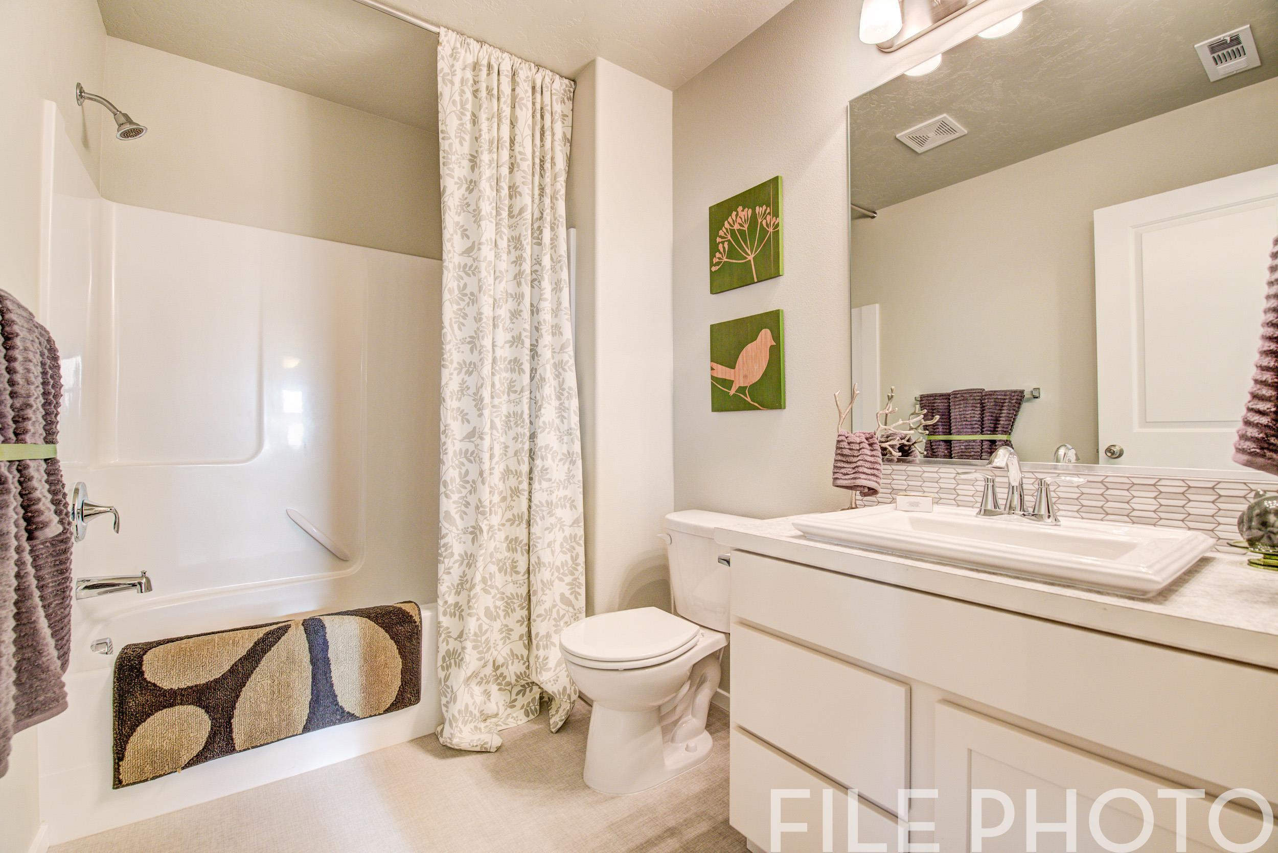 Bathroom featured in The Whistler By Viking Homes in Richland, WA