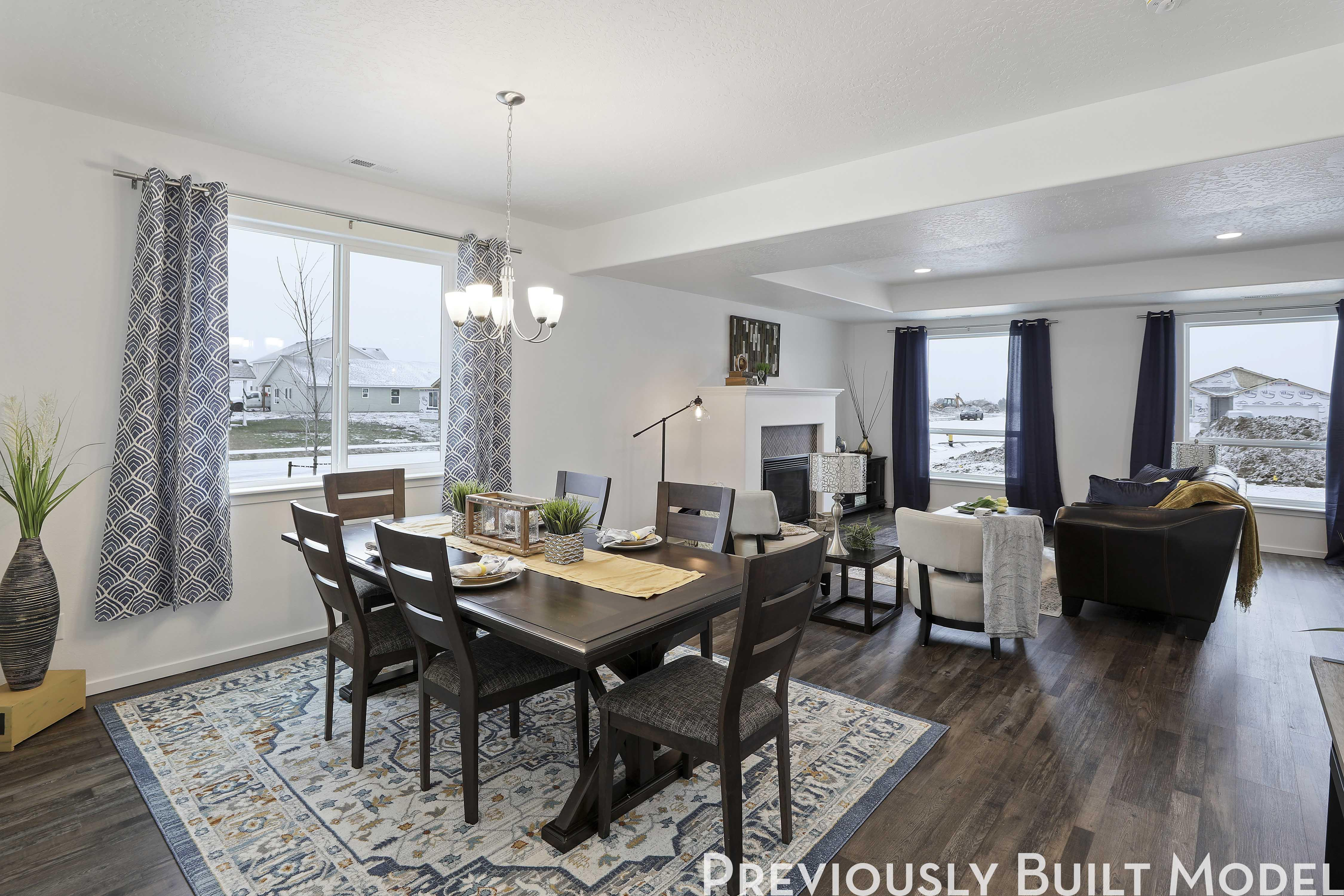 Living Area featured in The Windsor By RYN Built Homes in Spokane-Couer d Alene, WA